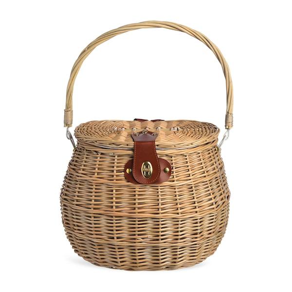 Picknickkorb Glam, natur