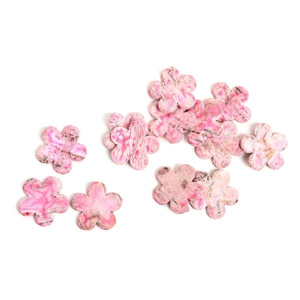 Streuartikel Blumen, rosa