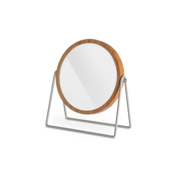 Kosmetikspiegel , grau