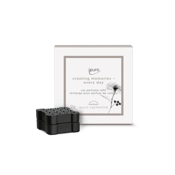ipuro cachemire, refill car clip fragrance, ohne Farbe