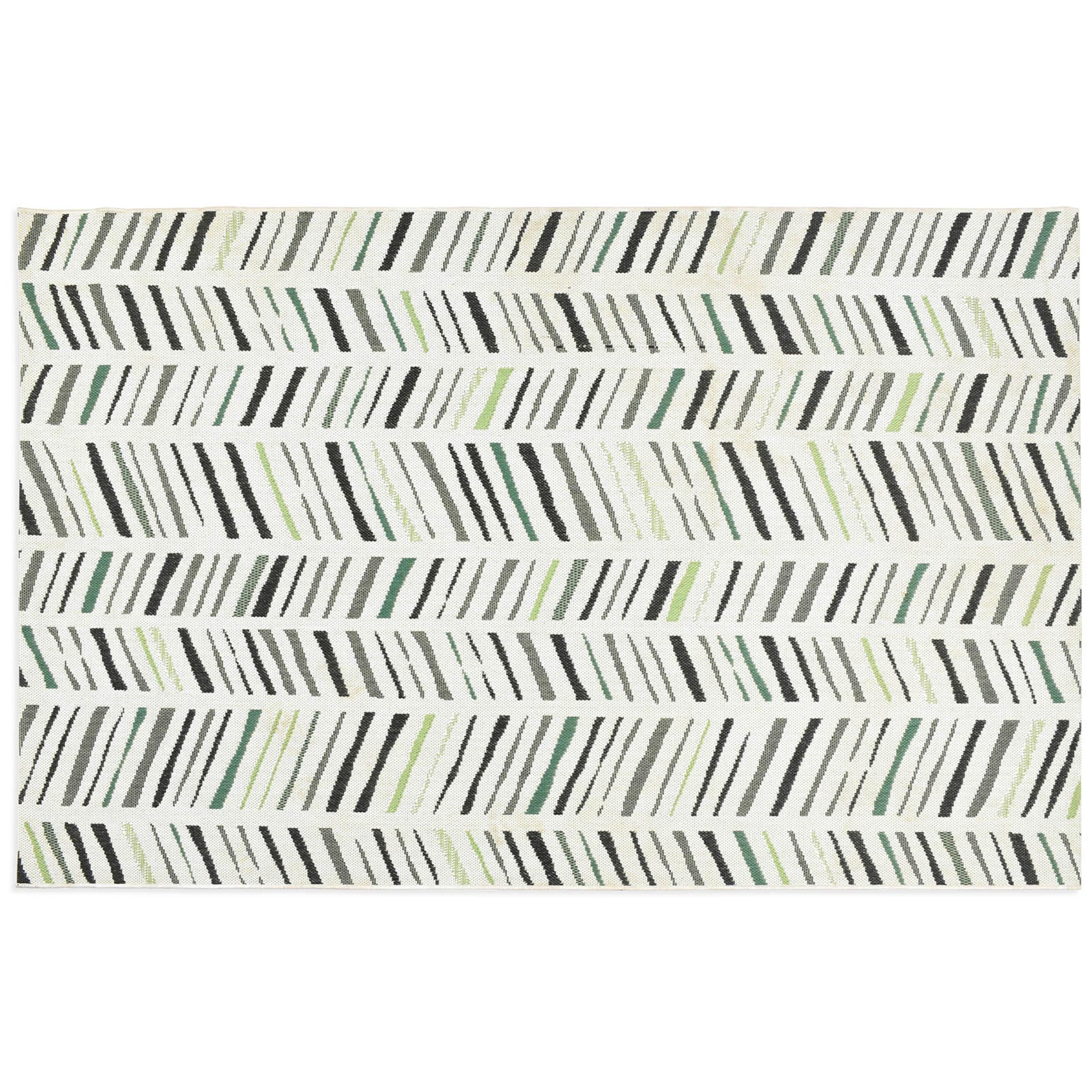 Teppich In-/Outdoor Sticks ca. 160, grün