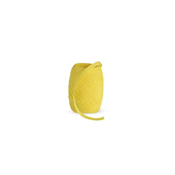 Band Kräuselbast, gelb