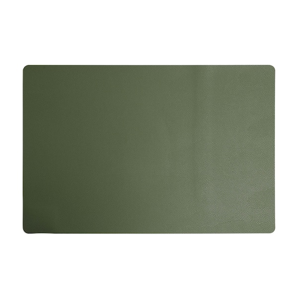 Tischset Skin, moosgrün