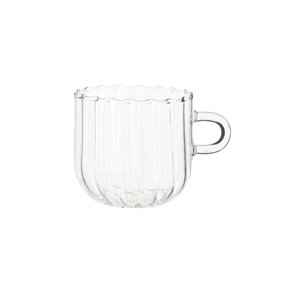 Teeglas Romantic, klar