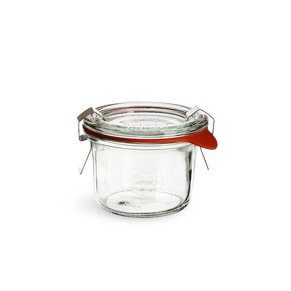 Einweckglas, klar