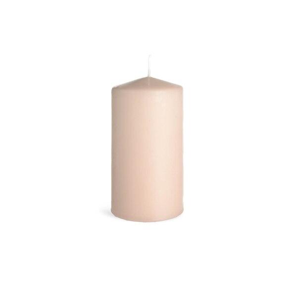 Bougie pilier Safecandle, nude