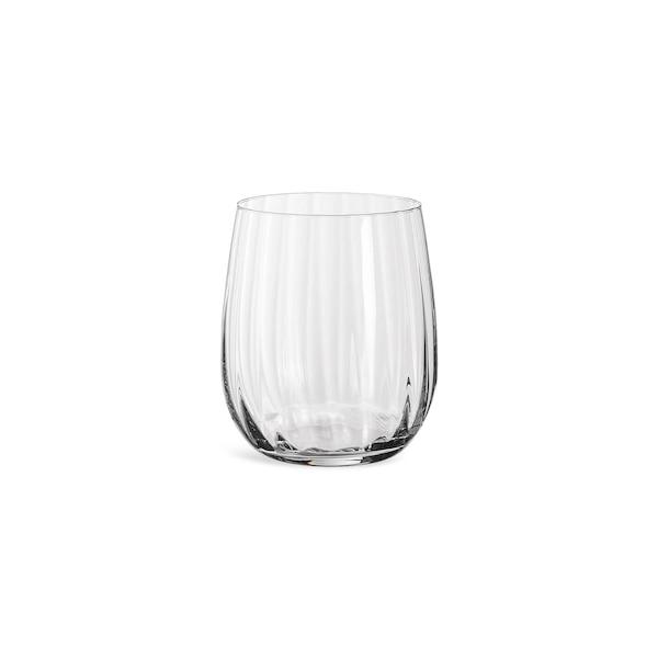 Trinkglas Optik, klar
