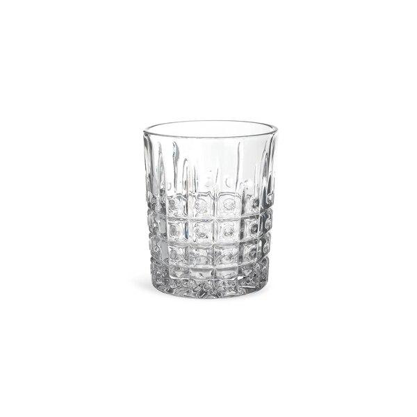 Whiskyglas, klar