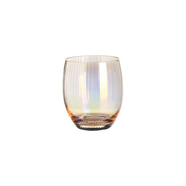 Trinkglas Fancy, bunt