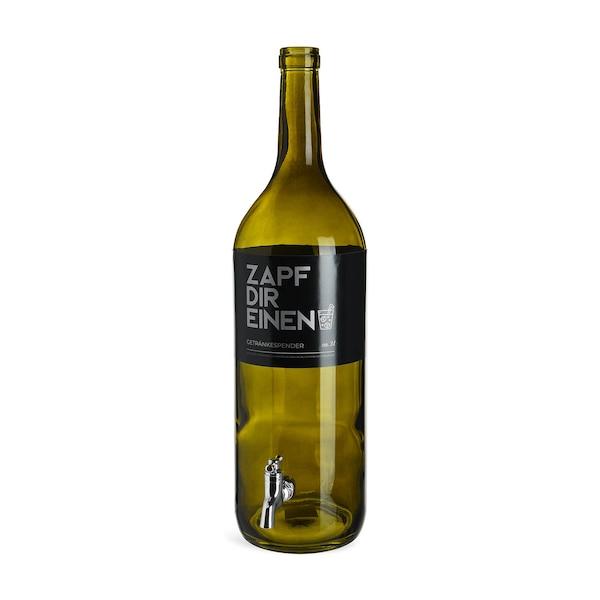 Getränkespender Big Bottle, grün