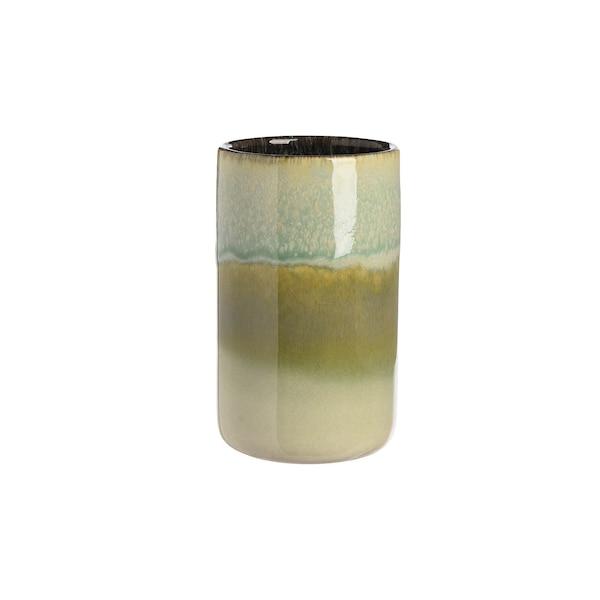Zahnputzbecher TwoTone, olivgrün