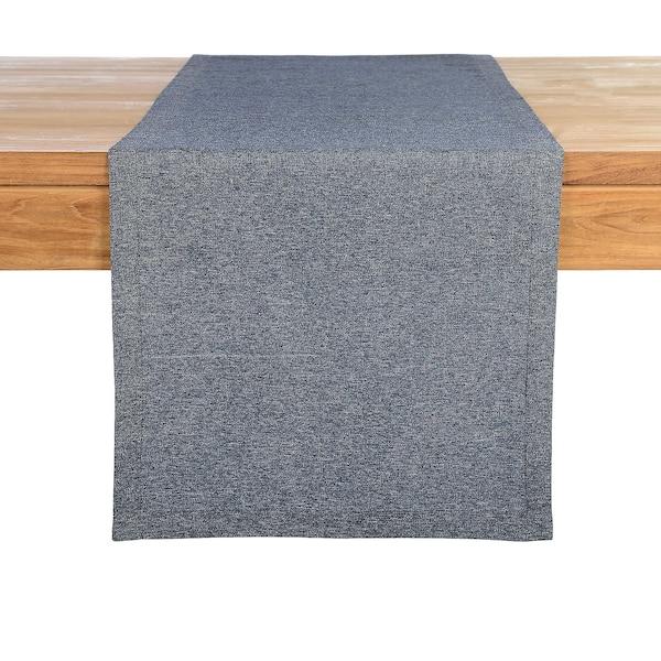 Tischläufer Texture, dunkelblau