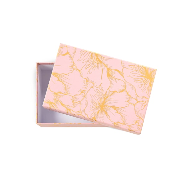 Geschenkpapier Flower, rosa