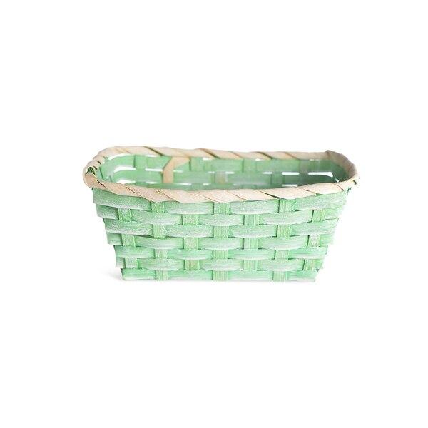 Osterkörbchen , mintgrün