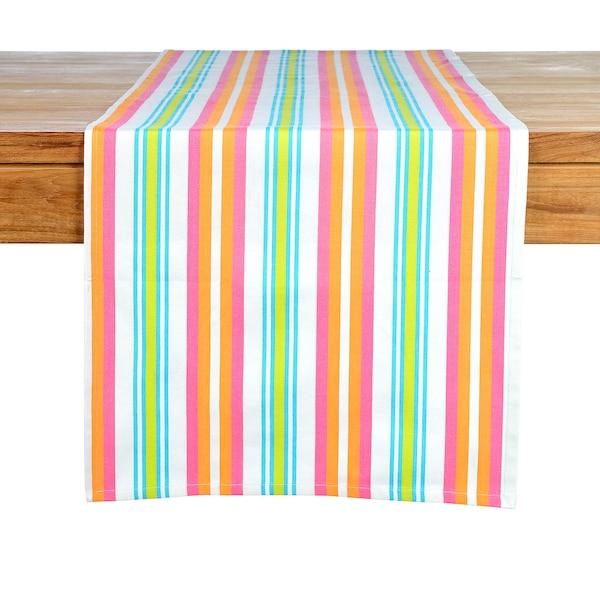 Tischläufer Multistripe, bunt