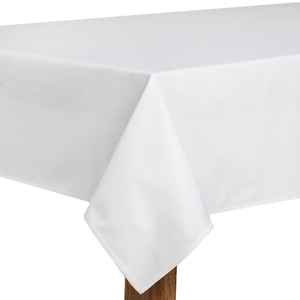 Nappes de table Uni, blanc