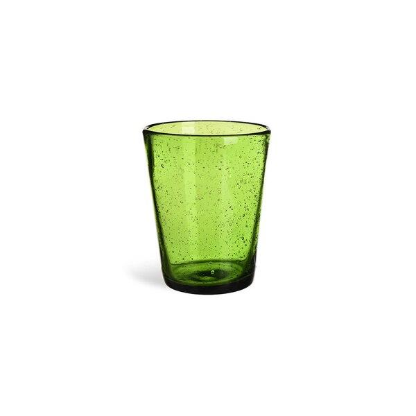 Trinkglas Bubble, moosgrün