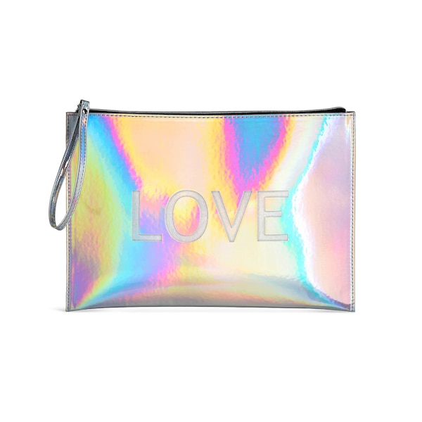 Clutch Love, silber