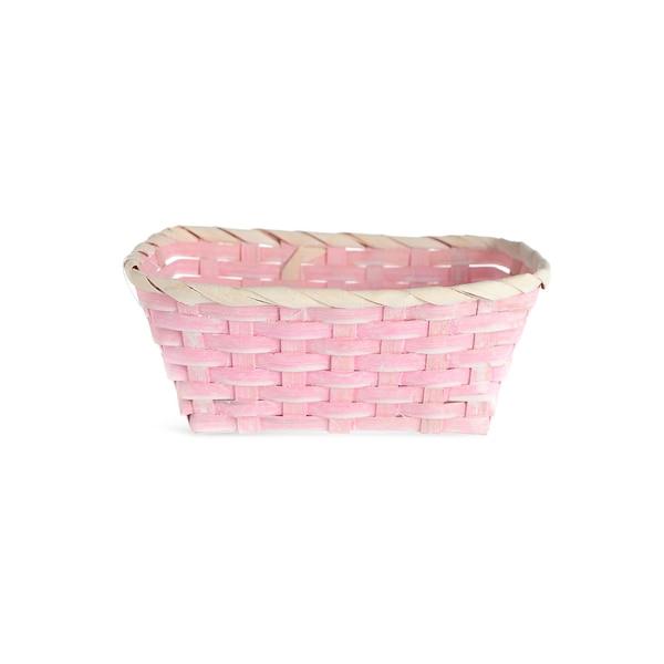 Osterkörbchen , pink