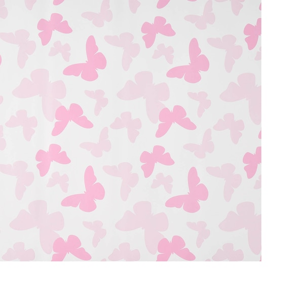 Geschenkpapier Schmetterling, lila