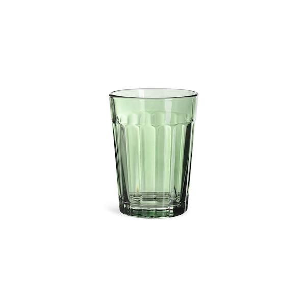 Trinkglas, grün
