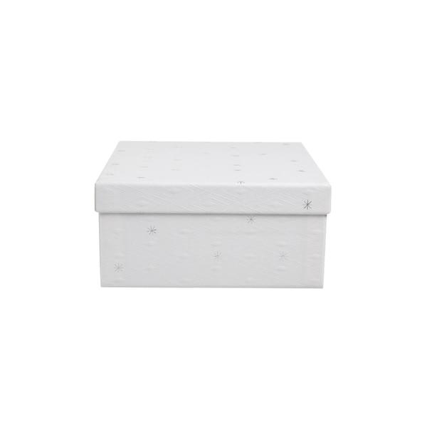 Box Artdeco, weiß