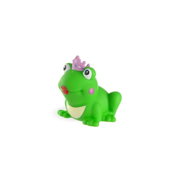 Badetier Froschkönig, grün