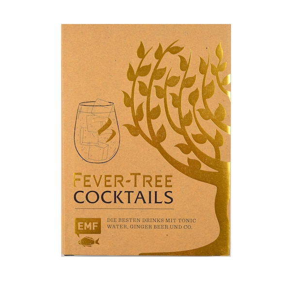 Buch Fever Tree Cocktails, natur