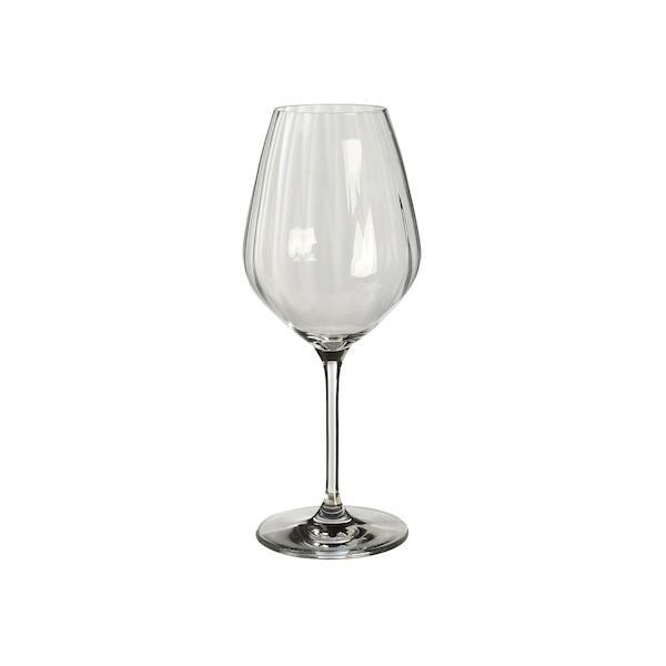 Weißweinglas Optik, klar