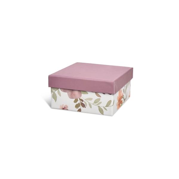 Geschenkbox Blossom, bunt