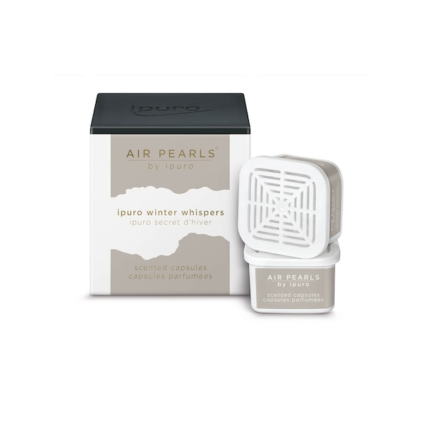 ipuro Duftkapseln  Air Pearls, Winter Whispers, ohne Farbe