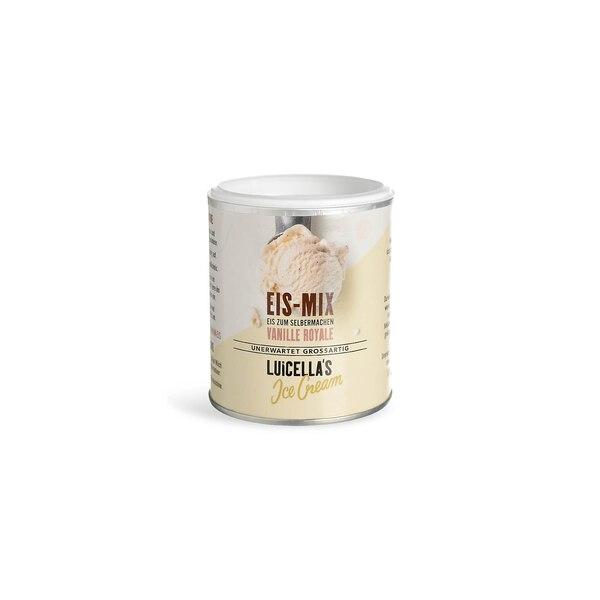 Luicellas's Ice Cream - Eis zum Selbermachen, echte Vanille, ohne Farbe