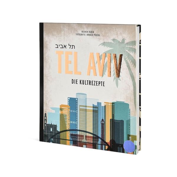 Buch Tel Aviv - Die Kultrezepte, ohne Farbe