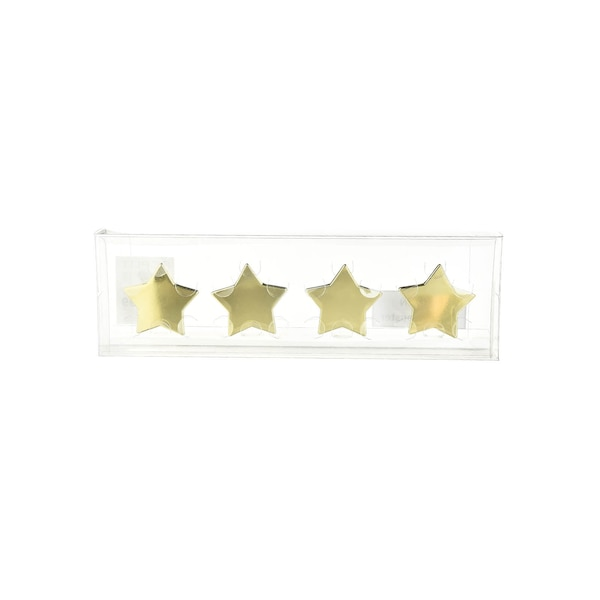 Pin Stern, gold