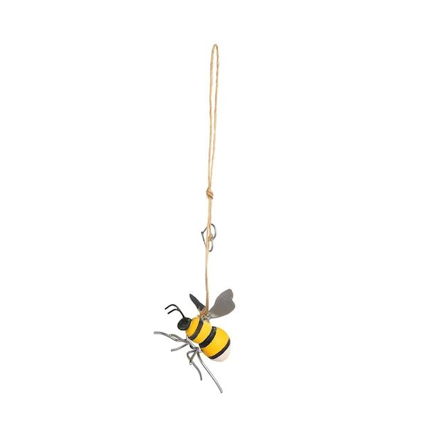 Anhänger Biene, gelb