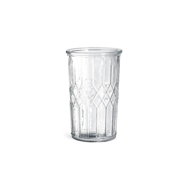 Trinkglas Rhombus, klar