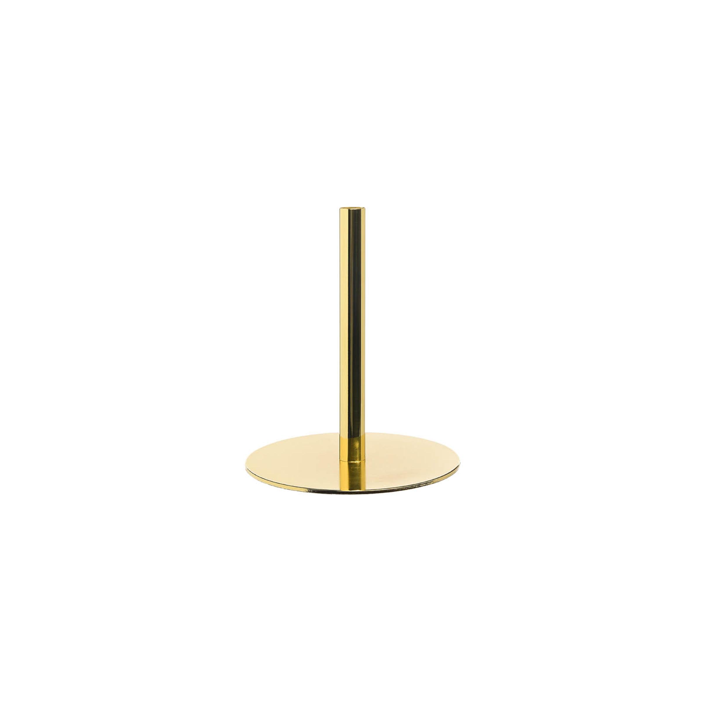 Dekoständer Metall ca.20cm, gold