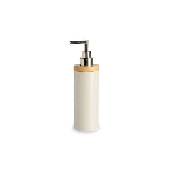 Distributeur de savon Scandy, blanc