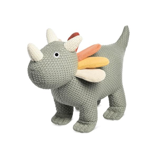 Kuscheltier Dino Little Egon, graugrün