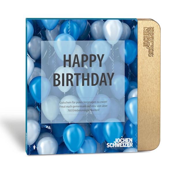 Magic Box Happy Birthday, rot