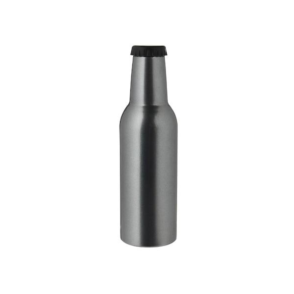 Trinkflasche Bottle, platin