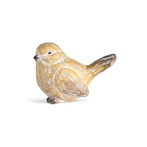 Dekofigur Antique Bird, natur