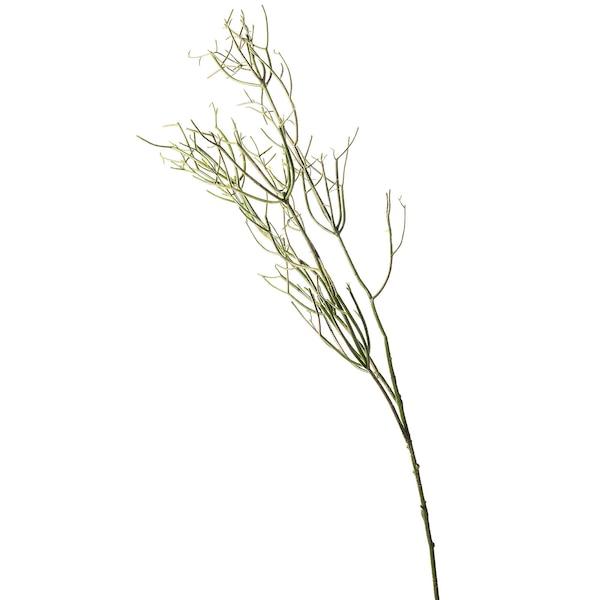 Kunstzweig Rhipsalis, grün