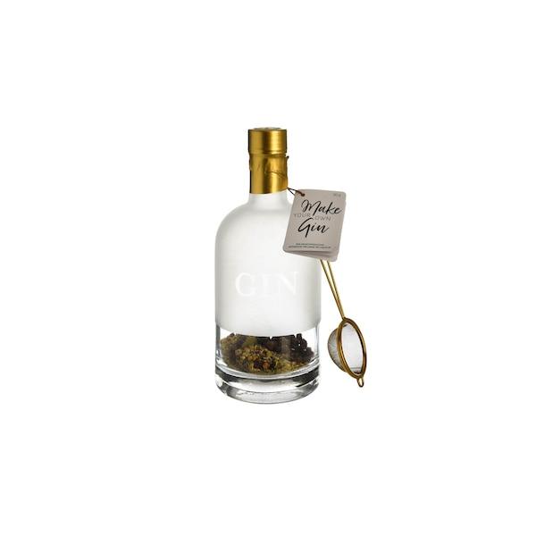 Geschenk-Set Gin DIY, klar