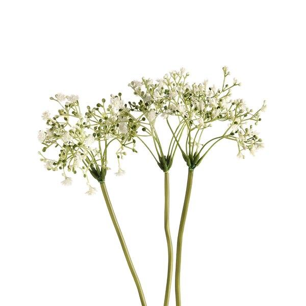 Kunstblumenbündel Schleierkraut, weiß
