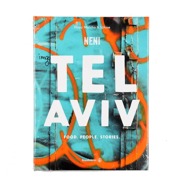 Livre Tel Aviv Food People Stories, incolore