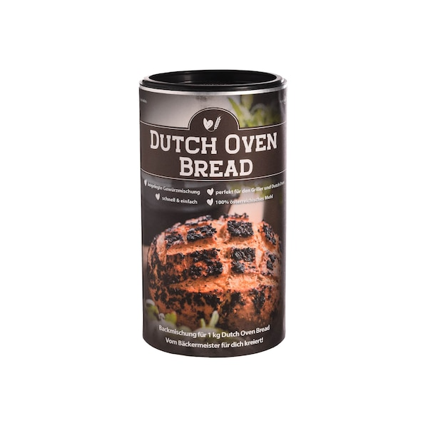Backmischung Dutch Oven Bread, ohne Farbe