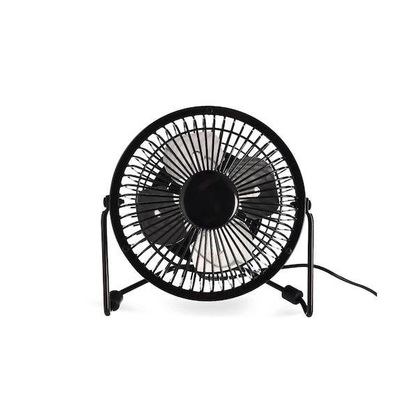 Mini-Windmaschine, schwarz