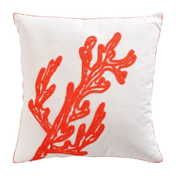 Kissen Koralle, koralle