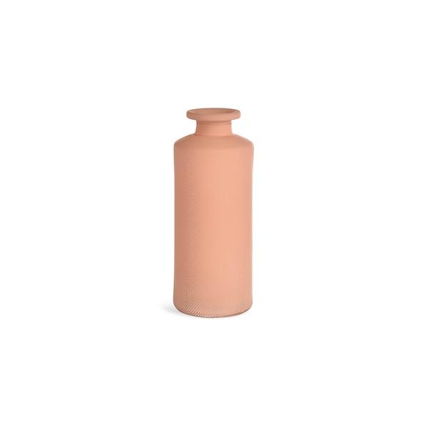Vase Minibottle, hellrosa